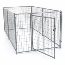 Welded Wire Dog Kennel Panels Hoover Fence Co