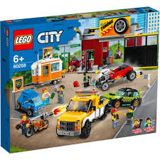 LEGO City 60258 Tuning Workshop - Toy Store