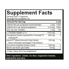 Nugenix Total-T Testosterone Booster – 90 Capsules ...