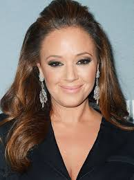 leah remini eye makeup saubhaya makeup