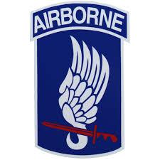 Amazon Com U S Army 173rd Airborne Brigade Combat Team Vinyl Decal Automotive