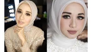 bedanya makeup pengantin laudya cynthia