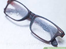 repair scratched glasses at home