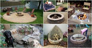 diy fire pits to enhance your outdoors