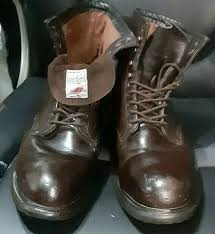 steel toe 2238 leather work boots mens