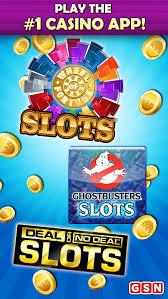 gsn ghostbusters slots wheel