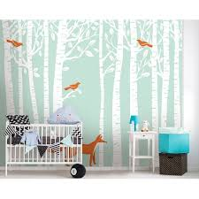 themed wallpapers for nurseries