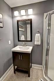 bathrooms basement remodel design