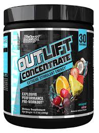 nutrex outlift concentrate pre workout