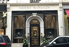 harry winston uk reports 22 turnover