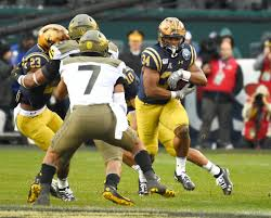 Navy football boasts solid one-two punch at fullback with Jamale Carothers  and Nelson Smith - Capital Gazette