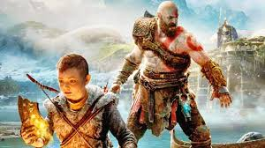 GOD OF WAR 4 Atreus Trailer PS4 (2018) - YouTube