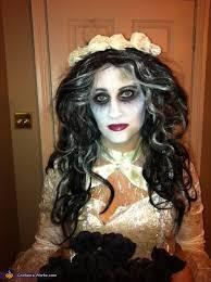 diy corpse bride costume for women