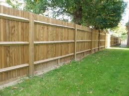 Featheredge Fencing Kit Chart Fencing