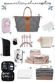these summer travel essentials will
