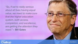 bill gates on education quote quote number picture quotes