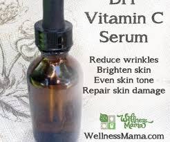 diy homemade vitamin c serum recipe