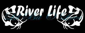 Pin By Greydoggraphics Lilbitolove On Products I Love River Life Catfish Fishing Decals