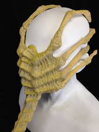 Alien Facehugger Face Hugger Mask Costume by GCFX on Etsy ...