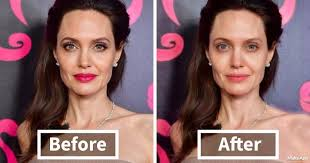 ai based app that removes makeup