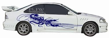 Rjw Motorsports Scorpion Decal 01