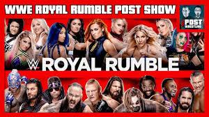 WWE Royal Rumble 2020 POST Show
