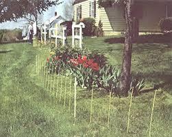 the art of electric garden fences do