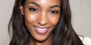 natural makeup tutorials for dark skin