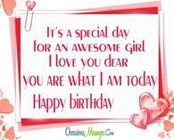 happy birthday girlfriend quotes pictures photos images and