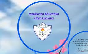 Institución Educativa Liceo Conviba by Wendy Aldana