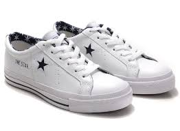 mens and womens converse one star shoes