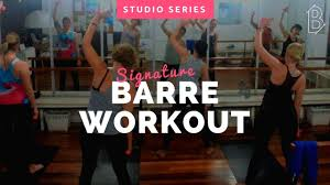 body toning barre workout free 40
