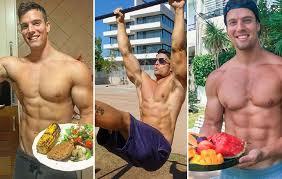 vegan bodybuilder shares what he eats