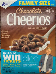 blueberry chex cereal