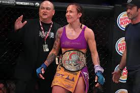 Report: Cris Cyborg vs. Arlene Blencowe set for Bellator 249 on October  15th. - FIGHT BANANAS