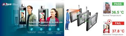 Solución de Control de Acceso con Detección Térmica Corporal ...