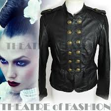 jacket leather coat vintage aviation