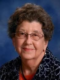 Audrey Ward 1921 - 2016 - Obituary
