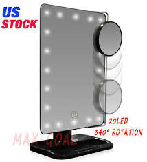 best lighted makeup mirror magnifying