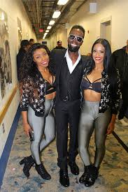 Aaron Hall and Teddy Riley continue the Guy legend on tour?