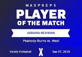 Adriana Newman's (Peabody, KS) Awards | MaxPreps