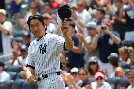 New York Yankees Legends: Hideki Matsui, the Yankees' Godzilla