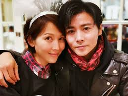 Ada Choi is pregnant for the third time