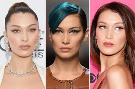 bella hadid s best makeup and hair