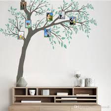 Extra Large Tree Picture Frame Wall Stickers Living Room Office Hallway Wallpaper Poster Art Decoration Home Decor Wall Decals Graphic Stickers For Wall Stickers For Wall Art From Magicforwall 23 62 Dhgate Com