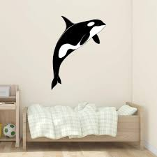 Orca Wall Decal Style And Apply