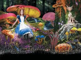 alice in wonderland hd wallpaper for