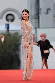 Stephanie Saliba - Nomadland premiere - 2020 Venice Film Festival-08
