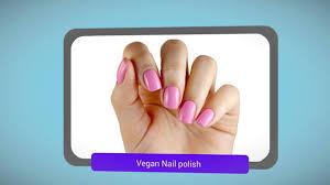 vegan nail polish free nail