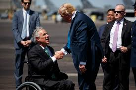 Gov. Greg Abbott is headed to the White House to meet with Trump -  HoustonChronicle.com